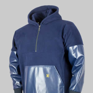 fleece working clothing